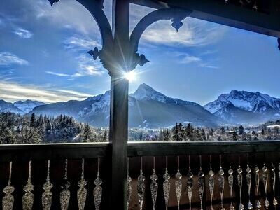 Bavarian Alps - January 12th to 17th