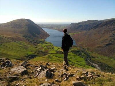 National Three Peaks Challenge - September 21st to 24th