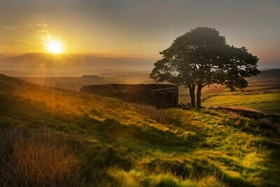 Three Peaks, Malham And Wuthering Heights   March 11th to 14th