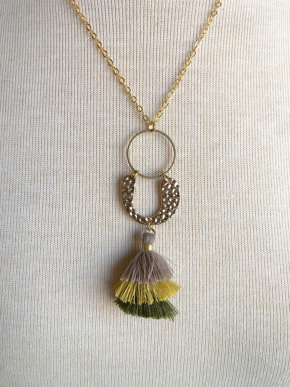 FRUG Tassel Necklace