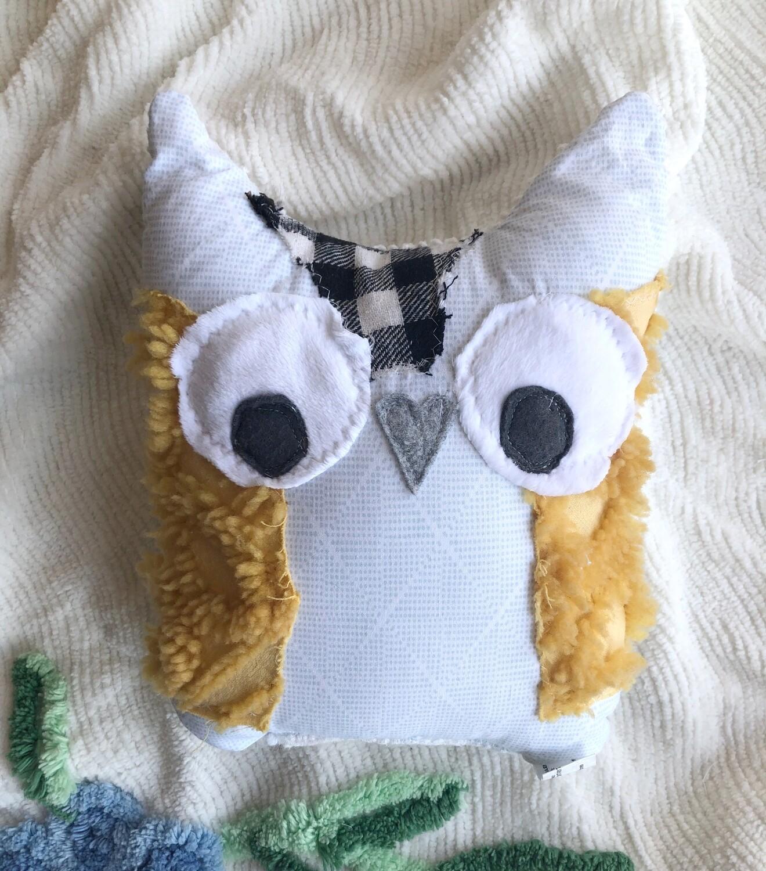 Moxie & Zab ~ Linden the Owl