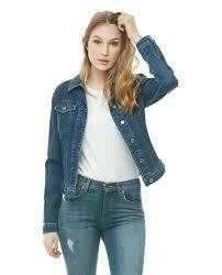 Yoga Jeans ~ Denim Jacket