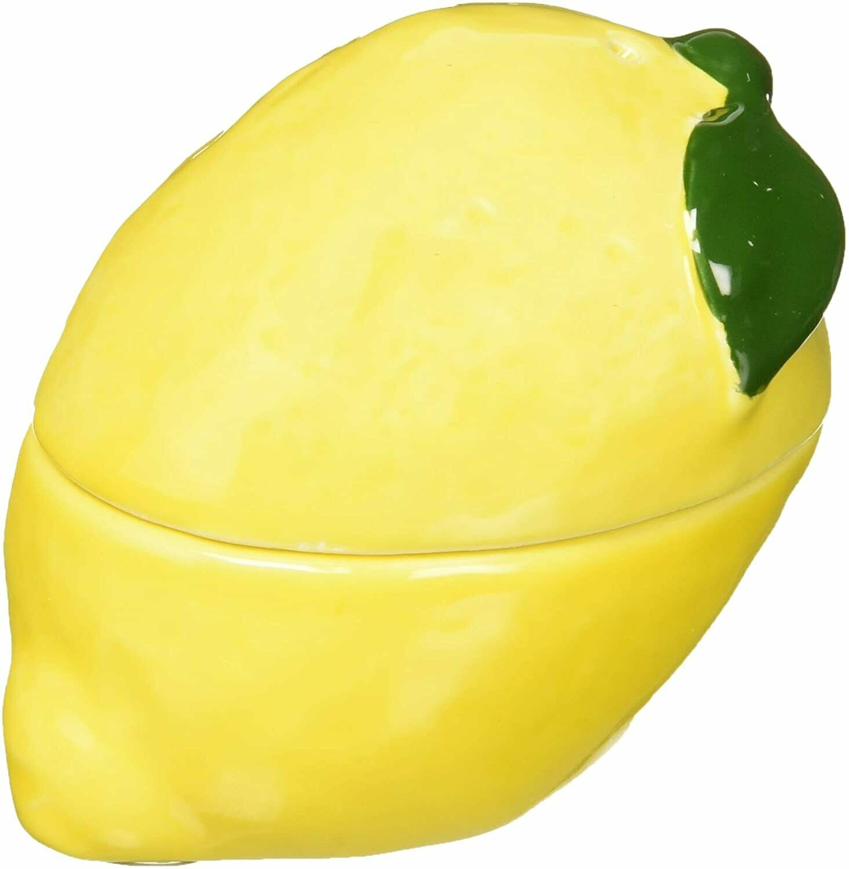 "Fruity Magnetic Lemon S&P-3""L Yellow"