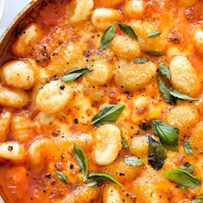 Baked Gnocchi (3 serves)