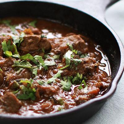 Lama's Lamb Curry (2 serves)