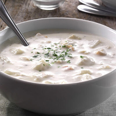 Seafood Chowder (2 serves)