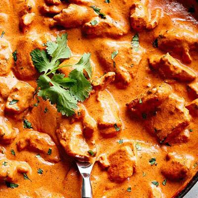 Butter Chicken (2 serves)