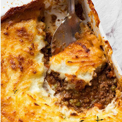 Shepherd's Pie (4 serves)