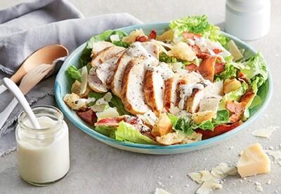 Chicken Caesar Salad (lunch 12-3pm)