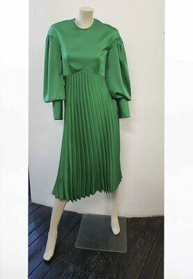 FLORINDA DRESS (Emerald)