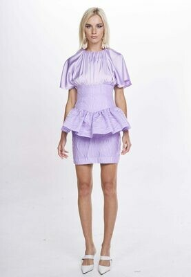 GRACE DRESS (Lilac) - Available 30 days from Order
