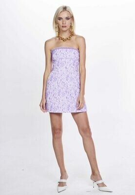 CALINDA DRESS (Lilac) - Available 30 days from Order