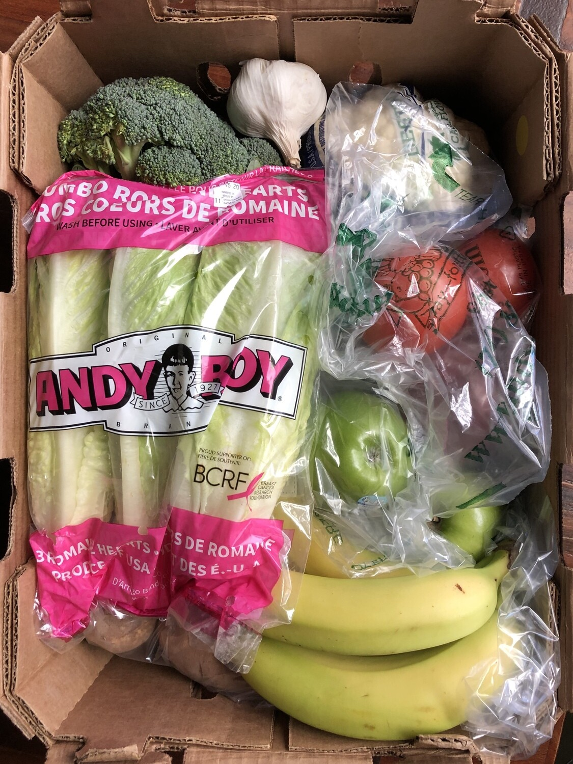 Mixed Produce Box - In partnership with Andy's Produce