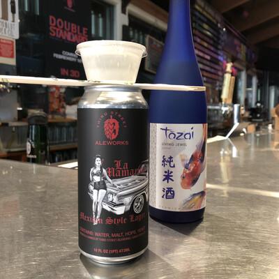 Mamacita Sake Bomb
