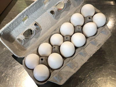 One Dozen Eggs - In partnership with Andy's Produce Market