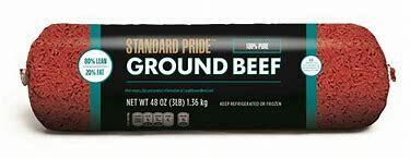 Beef, Ground Beef 81/19 5lb