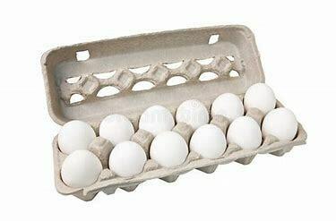 Eggs  dozen (12) USDA Grade A