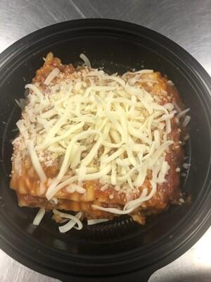 Family Lasagna Dinner