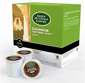 Coffee Green Mountain 24ct
