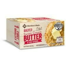 Butter Salted Sweet Cream 4-4 oz sticks
