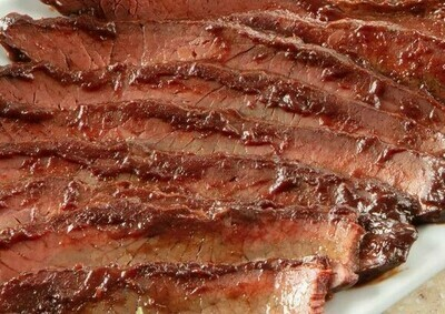 Beef, Our Signature Sliced Beef Brisket - 2.5 lb package