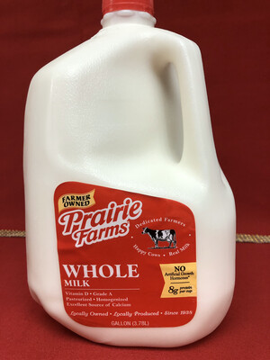 Milk 1 Gallon Whole