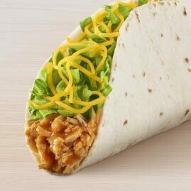 Chicken  Soft Taco Pack of 10