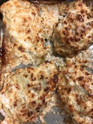 Chicken Artichoke Bake