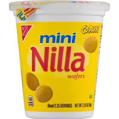 Go Paks-Mini Nilla Wafers