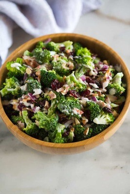 Additional side, Broccoli Salad