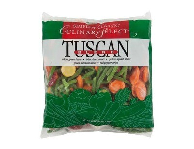 Frozen Tuscan Vegetable Medley