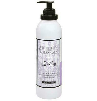AB Lavender lotion