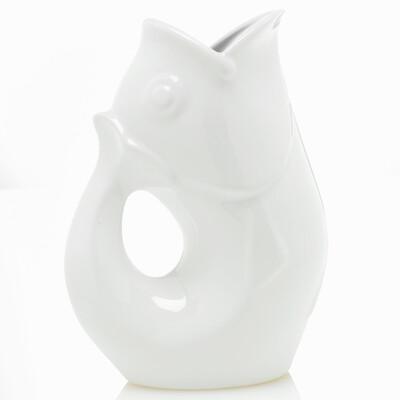 Gurgle Pot - White