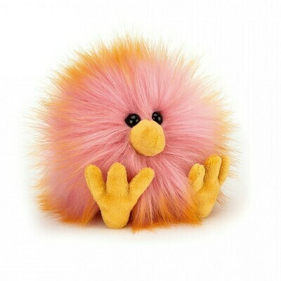 JC Crazy Chick Yellow & Pink