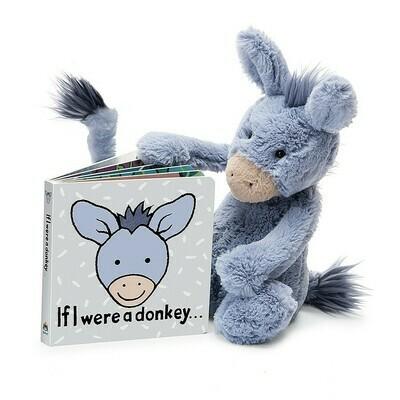 JC If I Were a Donkey Book