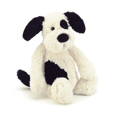 JC Black/Cream Puppy Medium