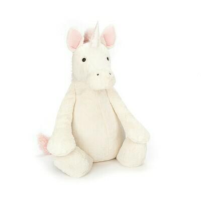 JC bashful unicorn