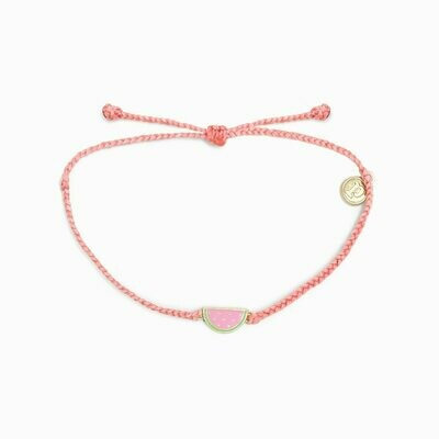 PV Watermelon Charm Bracelet  - LIPI