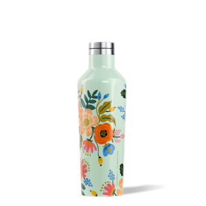 Canteen 16oz - Lively Floral