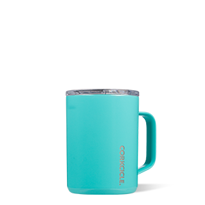 Mug 16oz - Turquoise