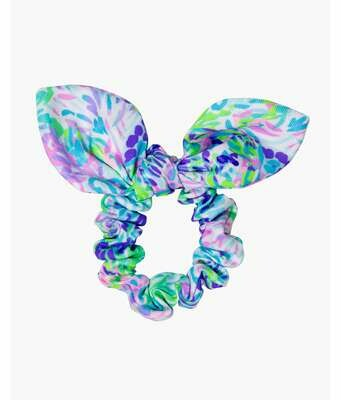 LP Hair Scrunchie - Shell of a Party
