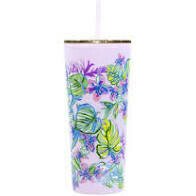 LP Tumbler with Straw - Mermaid in the Shade