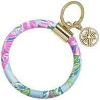 Round Keychain  - Totally Blossom