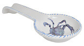 Blue Crab Spoon Rest