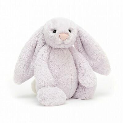 Small bashful bunny  - lilac
