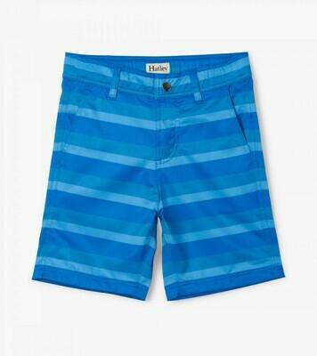 Hatley Blue Stripe Quick Dry Shorts