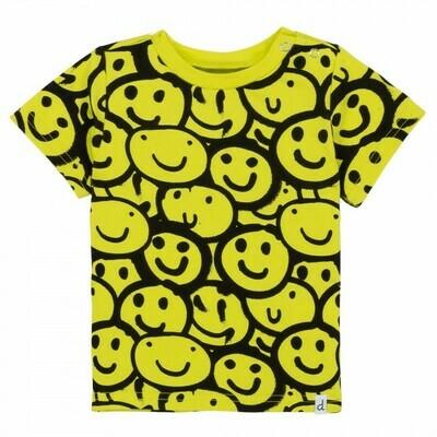 Limeade Smiley Tee