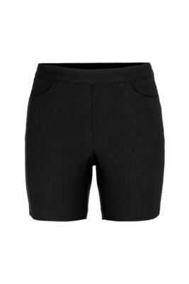 Tribal Black Bermuda Short