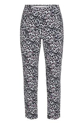 Tribal Lilac Cheetah Print Pant
