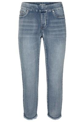 Tribal Bleach Jeans